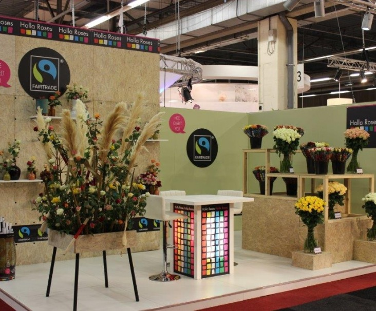 Flora Holland Trade Fair 2015 Aalsmeer